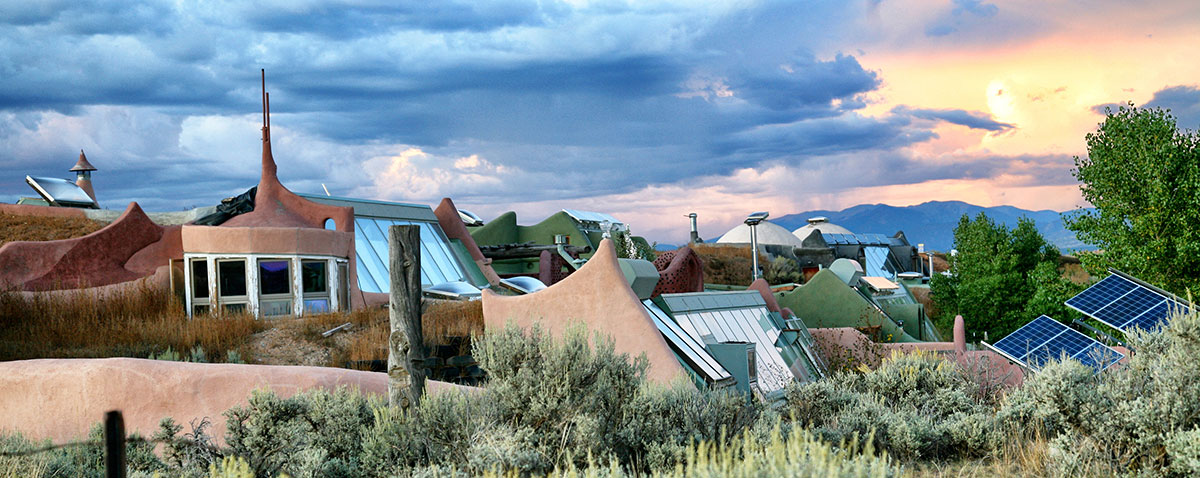 The Sustainability of Earthship Biotecture 9