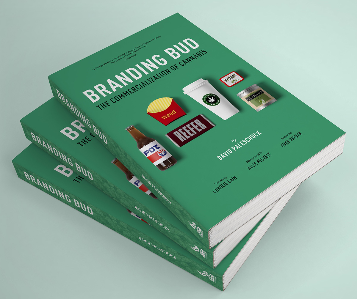 Fire Friday: Book Review - Branding Bud: The Commercialization of Cannabis 1