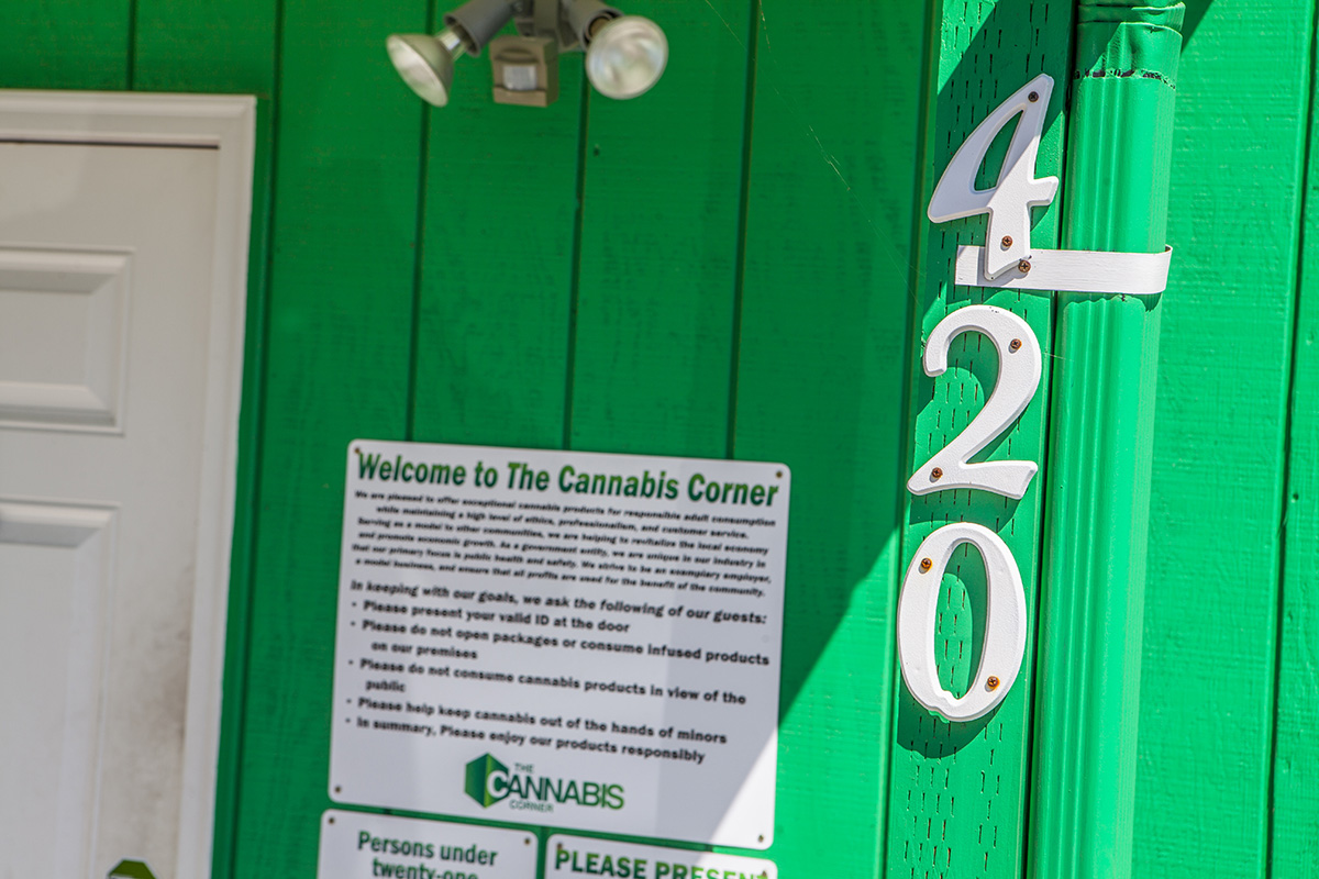 Cannabis Corner: A Tale Of A Government Owned Dispensary 1