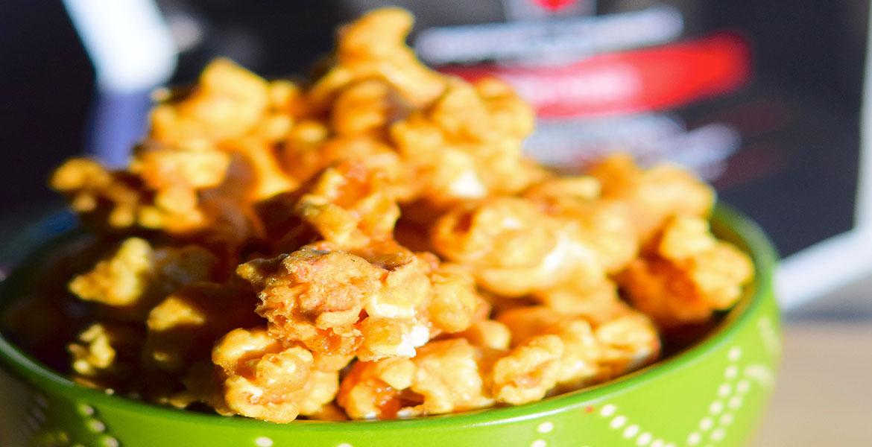 Sweet Mary Jane Cannabis Caramel Corn Popcorn