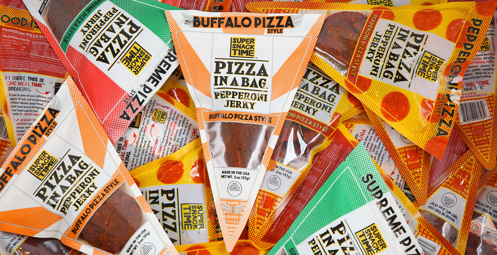 Pizza in a Bag: Super Stoned Snack Time Delight