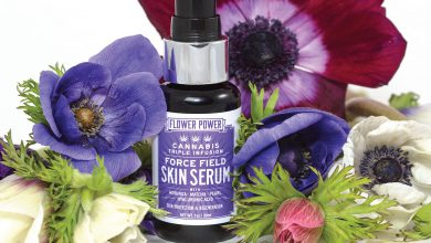 Force Field Skin Serum by Flower Power