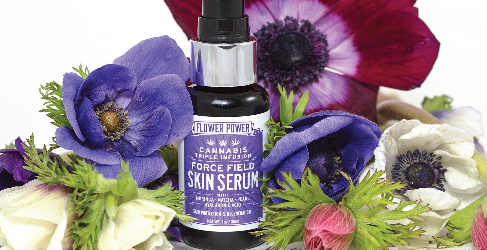 Force Field Skin Serum by Flower Power