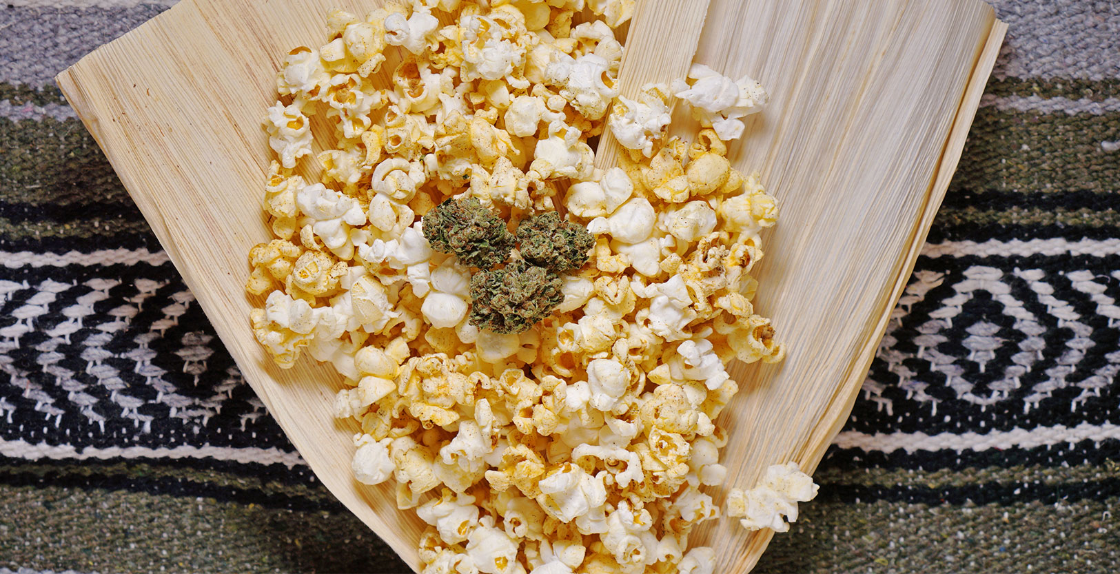 Salted Pearls: The True History of Popcorn