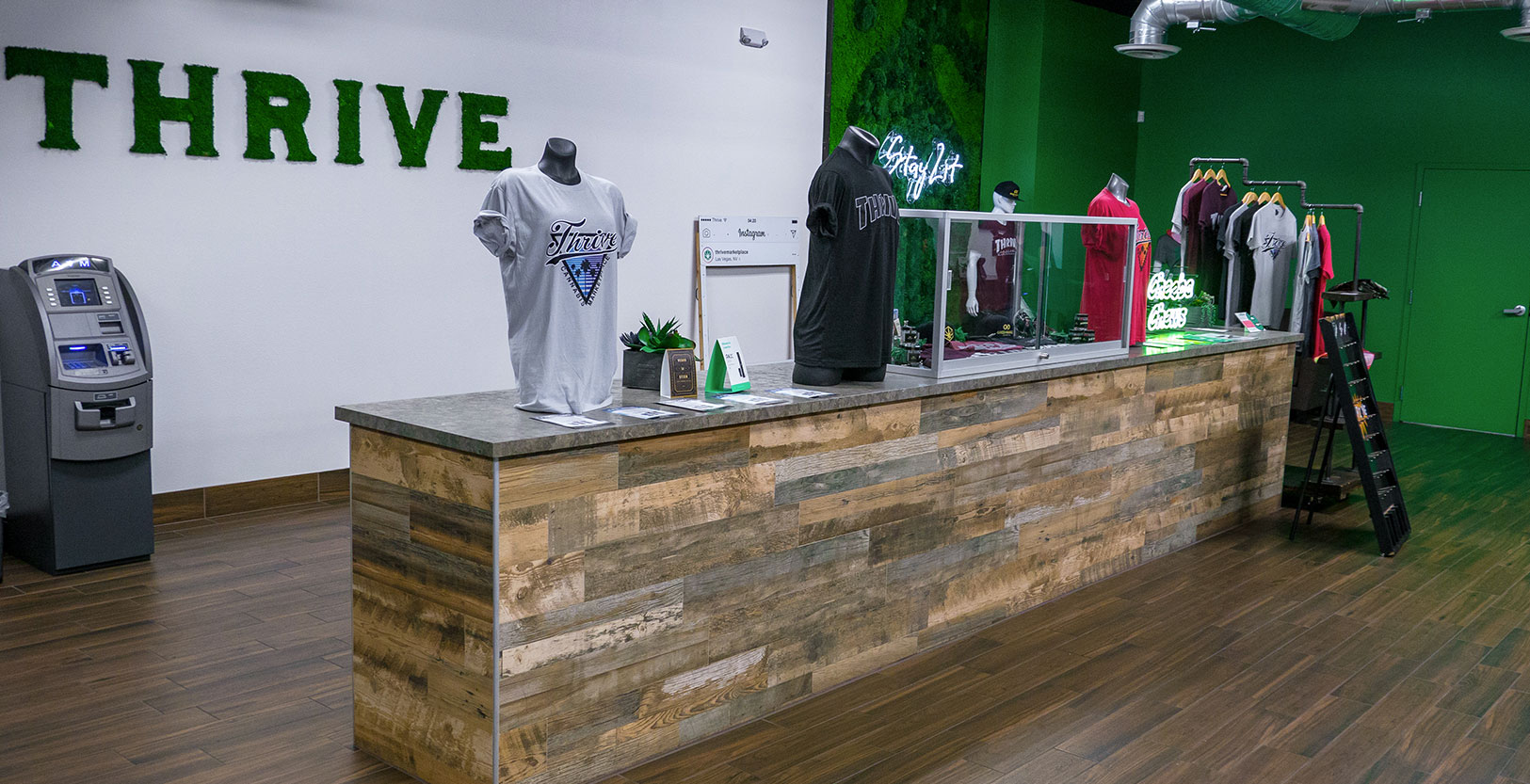 THRIVE Cannabis Marketplace - Las Vegas, NV