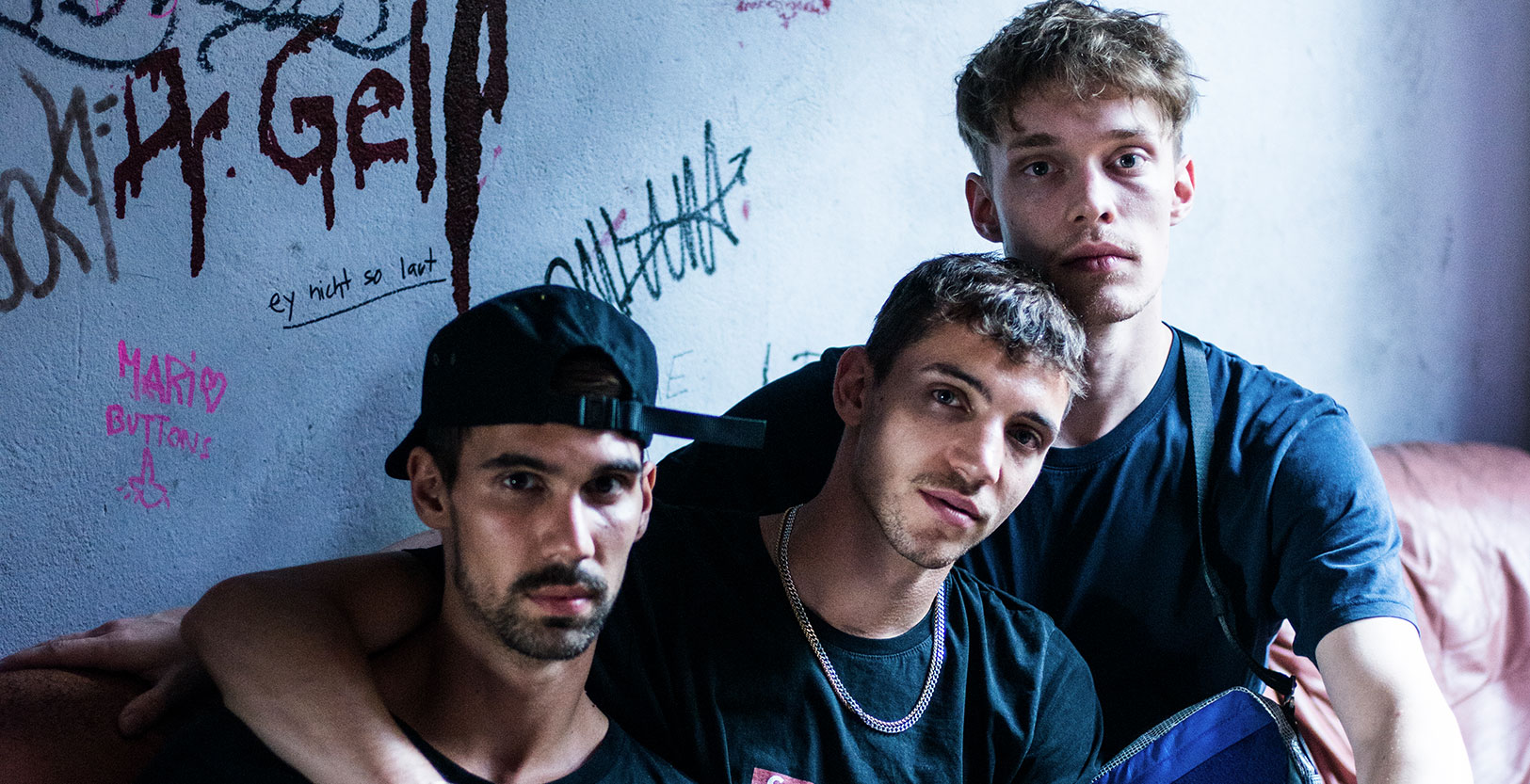 German Techno Boyband FJAAK Talks Cannabis