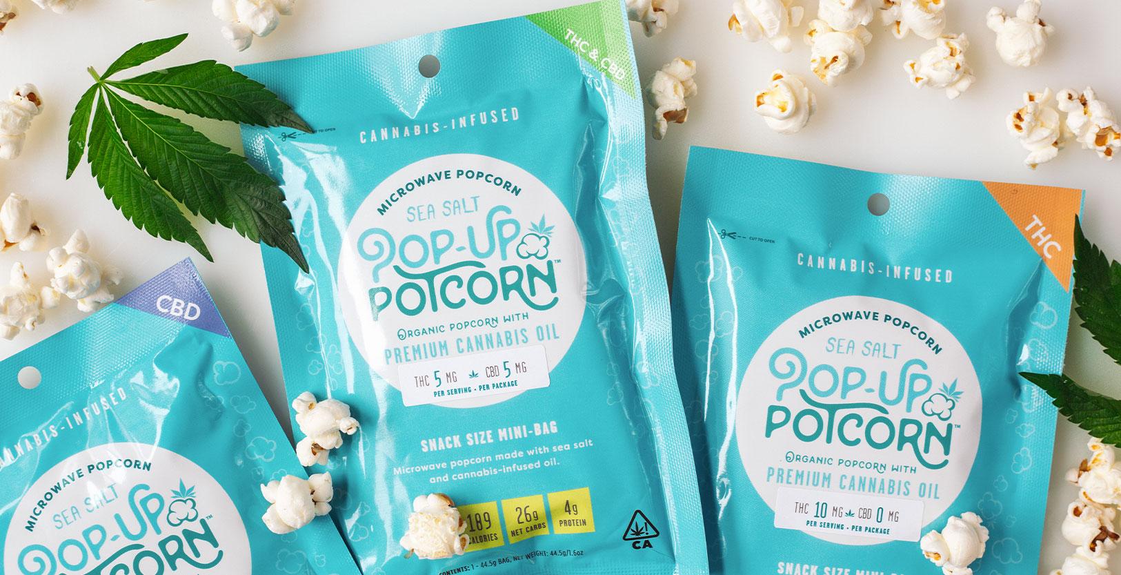 Pop-Up Potcorn