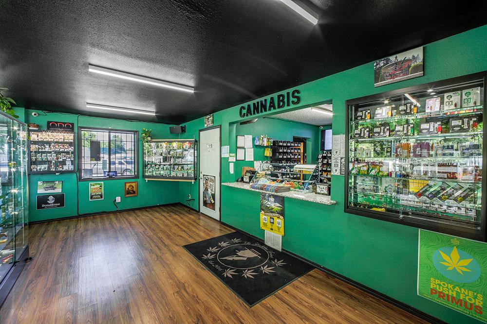 The Hidden Joint - Spokane, WA