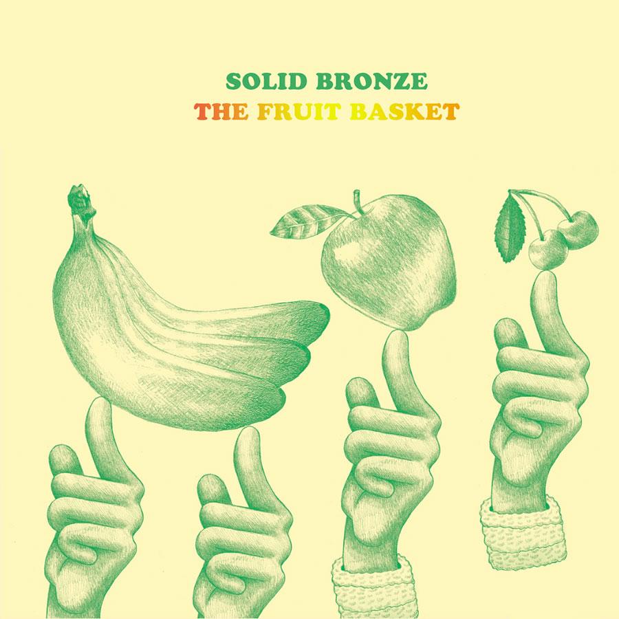 Solid Bronze Album Cover