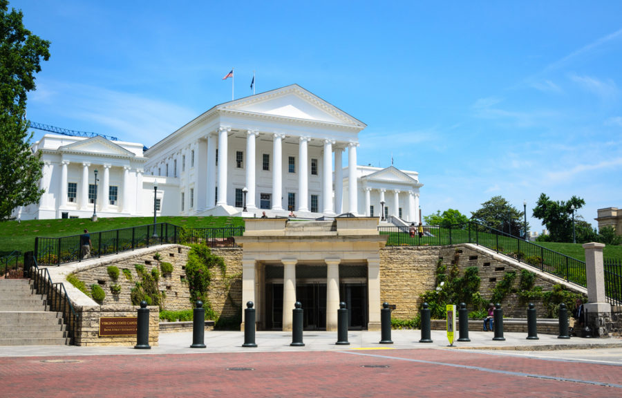 Virginia Lawmakers Pass Legislation to Legalize Recreational Cannabis